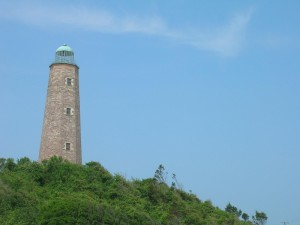Original Cape Henry Light House