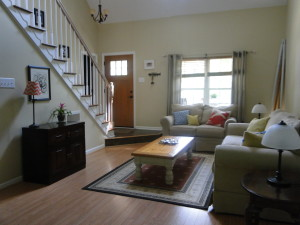 106 Drum Pointe Newport News VA 23603 - Living Room