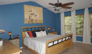 106 Drum Pointe Newport News, VA - Master Bedroom