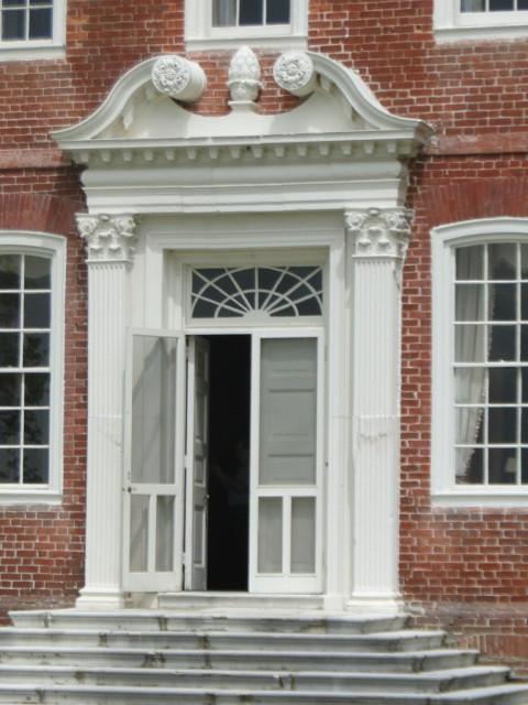 The Westover Door