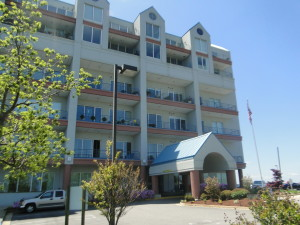 40 Rader Street Unit 412 Norfolk - Entry to The Pier Condos